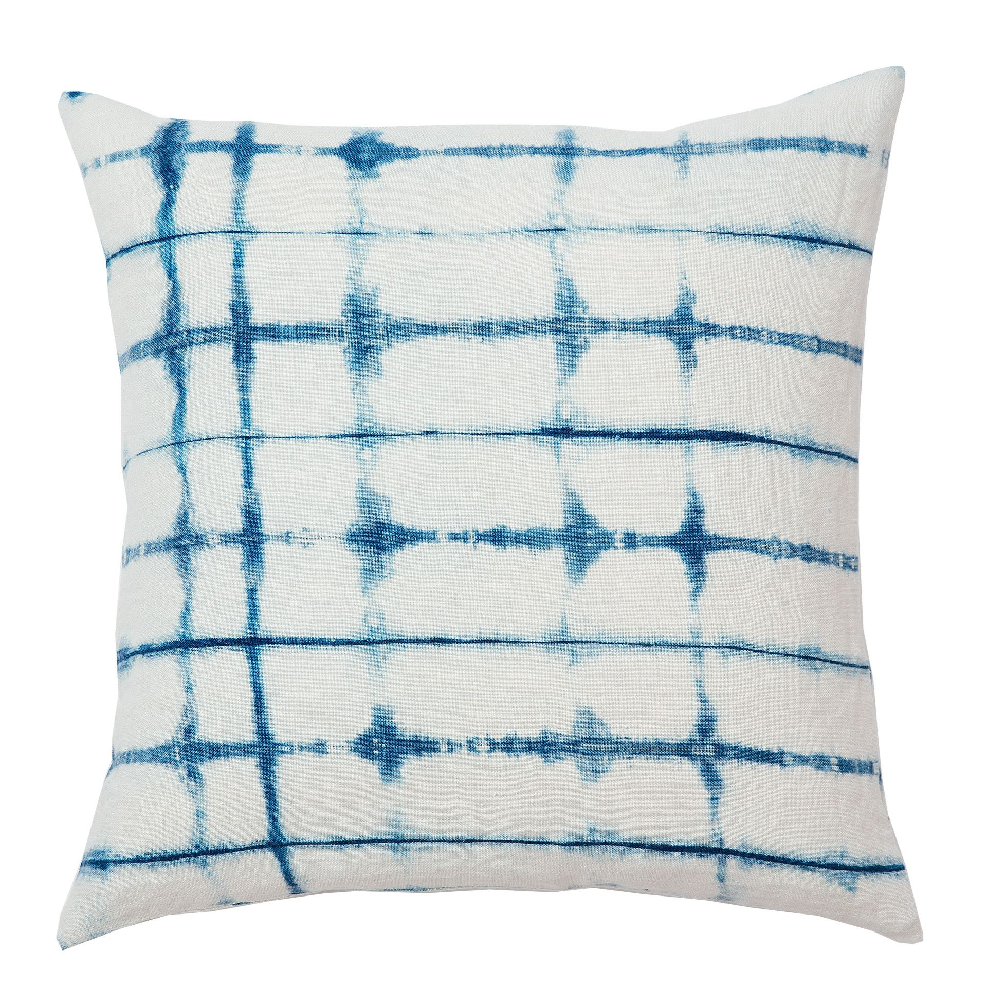 Picture of Fishbone Shibori Cushion