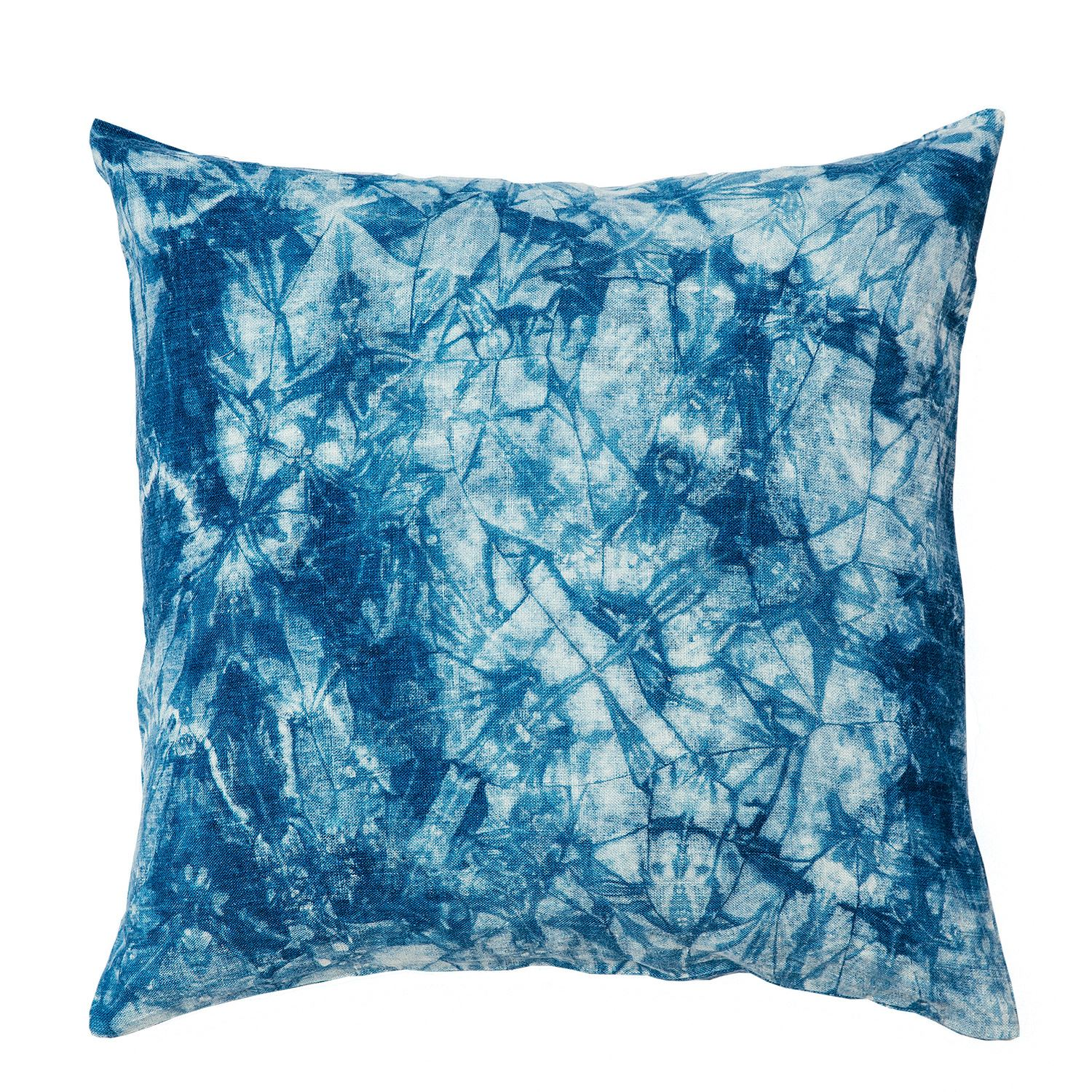 Picture of Ice Dyed Shibori Cushion