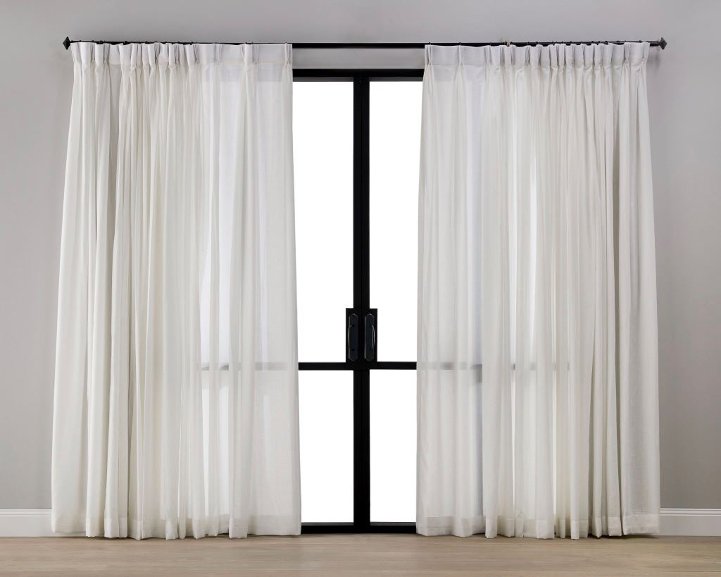 Picture of Snow White Sheer Curtain