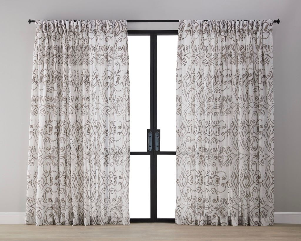 Picture of Totem Sheer Curtain